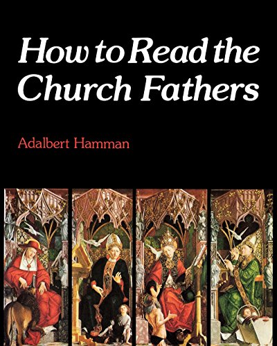 How to REad the Church Fathers (How to S)