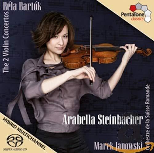2 Violin Concertos: Arabella Steinbacher