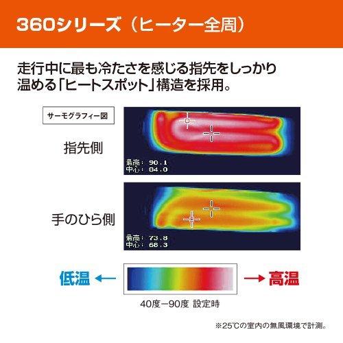 YAMAHA(ヤマハ)『グリップウォーマー360C(Q5KYSK063Y42)』