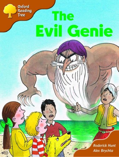 Oxford Reading Tree: Stage 8: More Storybooks (magic Key): the Evil Genieの詳細を見る