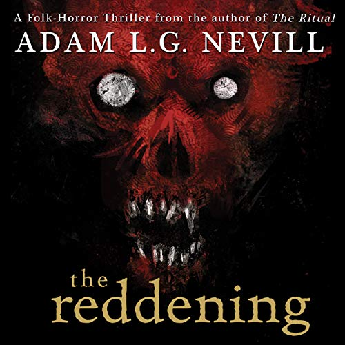 The Reddening cover art
