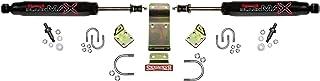 Black Steering Stabilizer Dual Kit