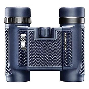 Bushnell 138005 H2O Waterproof/Fogproof Compact Roof Prism Binocular 8 x 25-mm Black