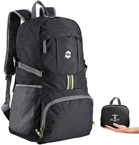 OlarHike Packable Travel Hiking Backpack Daypack