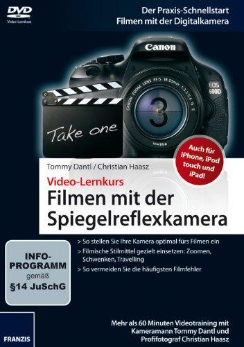 Filmen mit der Spiegelreflexkamera - Video-Lernkurs (PC+MAC)