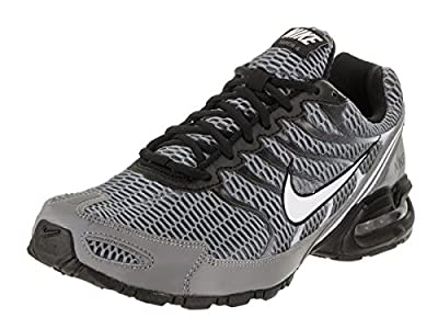 Nike Men's Air max Torch 4 Running Shoes, Cool Grey/White/Black/Pure Platinum, 8.5