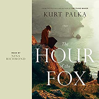 The Hour of the Fox cover art