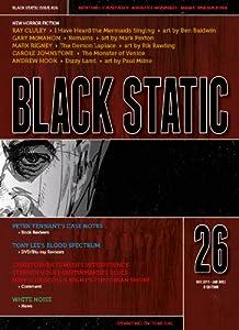Black Static #26 (Black Static Magazine)