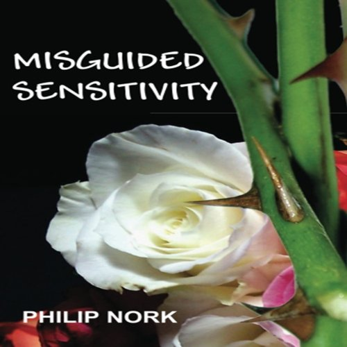Misguided Sensitivity audiobook cover art