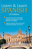 Listen & Learn Spanish (CD Edition) (Dover Language Guides Listen and Learn)