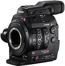 Canon Cinema EOS C300 Mark II Camcorder Body with Dual Pixel CMOS AF (EF Lens Mount) International Model Base