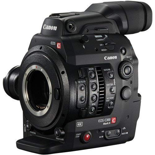 Canon Cinema EOS C300 Mark II Camcorder