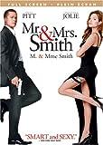 Mr. & Mrs. Smith [DVD]