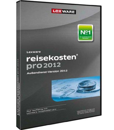 Lexware Reisekosten Pro Aussendienst 2012 (Version 12.00)