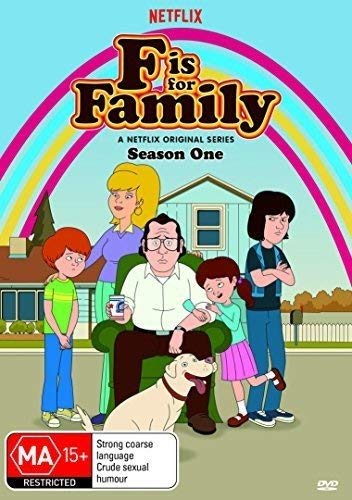 F Is for Family ( ) [ Australische Import ]