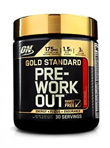 Optimum Nutrition Gold Standard Pre Workout 330g Fruit Punch