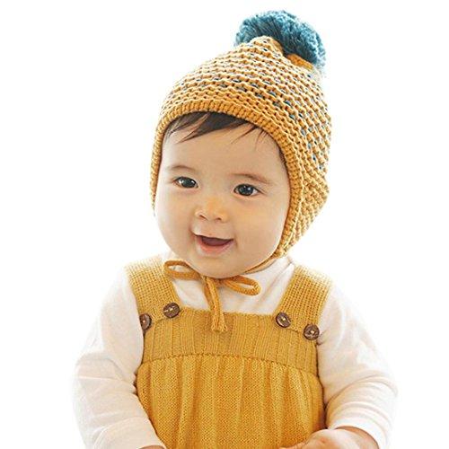 Babybekleidung Hüte & Mützen Longra Winter Baby Kinder Mädchen Jungen Warme...