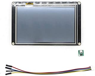 "7"" 7.0'' Enhanced HMI Intelligent Smart USART UART Serial Spi Touch TFT LCD Module Display Panel For Raspberry Pi Uno R3"