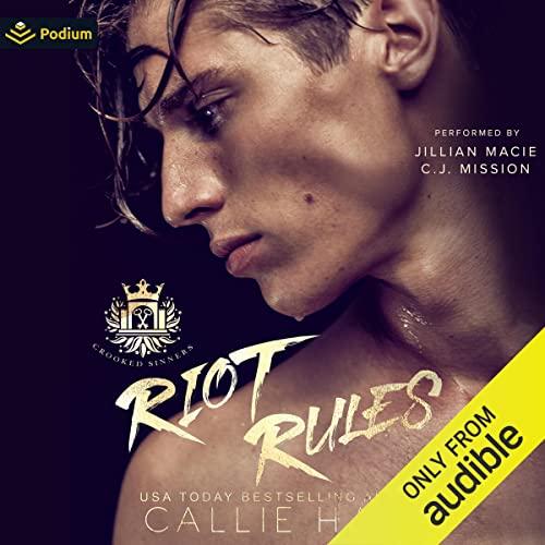 Couverture de Riot Rules