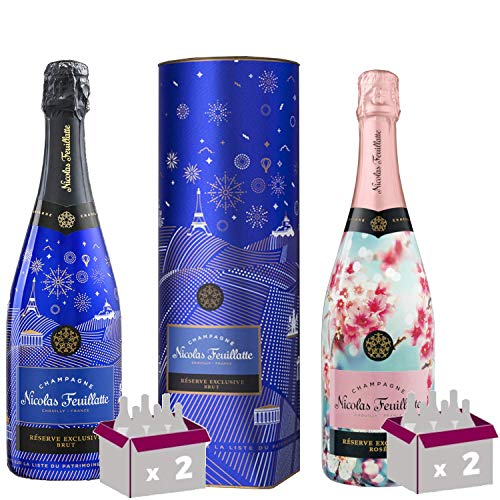 Champagner Nicolas Feuillatte - Réserve Exclusive Brut Limited Edition