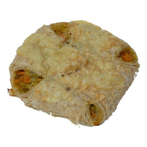 Vollkornbäckerei Fasanenbr Bio Gemüsetasche (6 x 1 Stk)