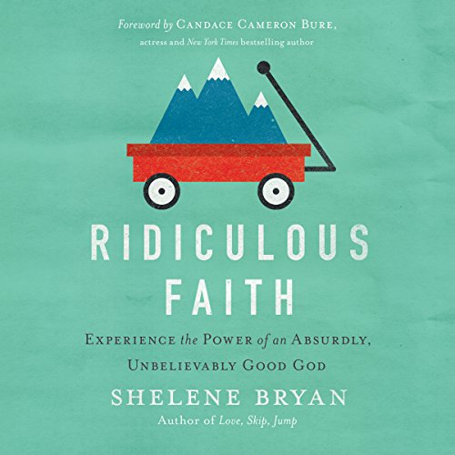 Ridiculous Faith audiobook cover art