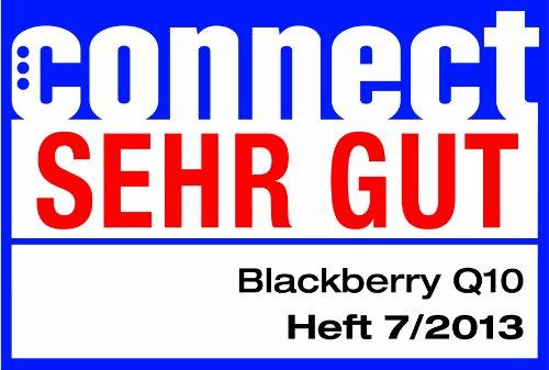 BlackBerry - Q10 SQN100-3 - Smartphone BlackBerry 10 16 Go Noir - Qwertz