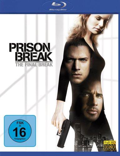 Prison Break - The Final Break [Alemania] [Blu-ray]