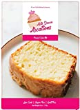 Keto Queen Kreations, Low Carb (1 net), Sugar Free, Keto, Pound Cake Mix 6 oz. (12 Servings)