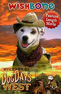 Wishbone's Dog Days of the West VHS