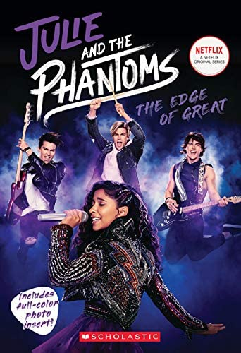 The Edge of Great Julie and the Phantoms Season One Novelization product image