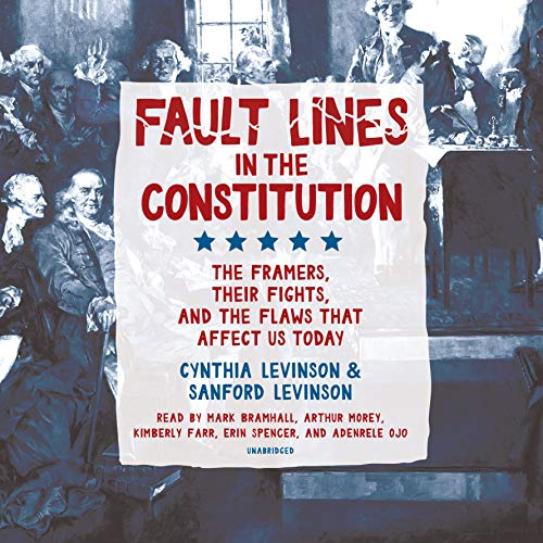 Fault Lines in the Constitution audiobook cover art