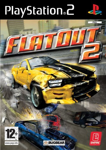 FlatOut 2 - PEGI [Edizione: Regno Unito]