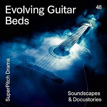 Evolving Guitar Beds (Soundscapes & Docustories)