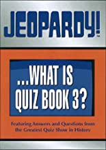 Jeopardy!...What Is Quiz Book 3?