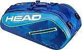 HEAD Tour Team 9R Supercombi Schlägertasche, Blau, 68 x 40 x 20 cm