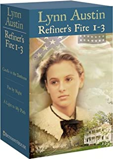 Candle in the Darkness/Fire by Night/A Light to My Path (Refiner's Fire Series 1-3)