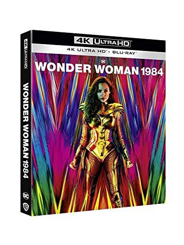 Wonder Woman 1984 - 4k Ultra HD (Deutsche Dolby Atmos Tonspur) Slipcover - Blu-ray