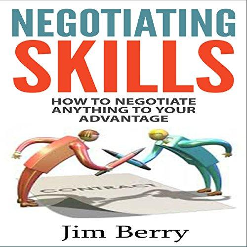 Negotiating Skills cover art