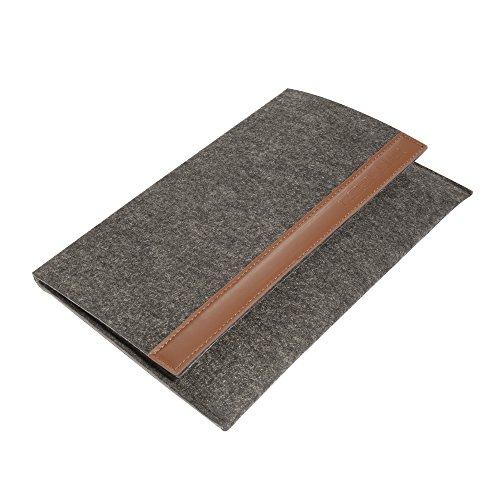 Ultron 163721 Real Life Keeper Filz Schutzhülle für Notebook/Tablet (17,8 cm (7 Zoll)) schwarz