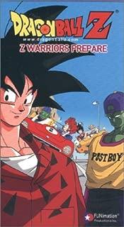 Dragon Ball Z - Z Warriors Prepare Version VHS