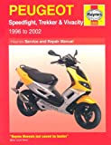 Peugeot Speedfight, Trekker and Vivacity Scooters Service and Repair Manual: 1997-2002