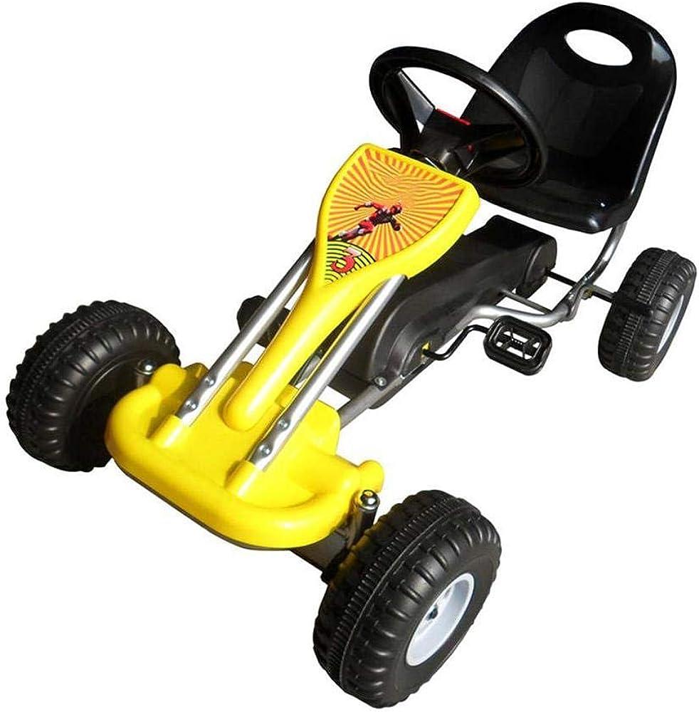 Soulong go-kart a pedali per bambini adatto da 3 a 5 anni SOULONGxfm9rh4q35