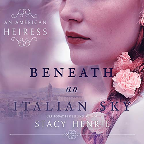 Page de couverture de Beneath an Italian Sky