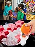 Uteruik Obstformer – Obst-Salat Schnitzen Gemüse Obst Arrangements Smoothie Kuchen Werkzeuge Küche Essbar Bar Kochen Zubehör Zubehör Zubehör – Obst Shaper Cutter