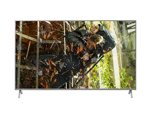 Panasonic TX-49GXW904 UHD 4K Fernseher (Smart TV, 4K HDR, LED TV 49 Zoll/123 cm, Quattro Tuner, HDMI, Alexa)