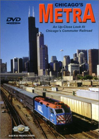 Chicago's Metra-An Up Close Look at Chicago's Commuter Railroad Trains