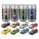 Auto Fernbedienung - SODIAL(R)Mini Koks Funk Fernbedienung RC Micro Racing Auto Geburtstag Geschenk Spielzeug zufaellig Farbe -