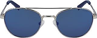 نظارة شمسية للرجال من نوتيكا، لون ازرق، 53 ملم، N4641SP