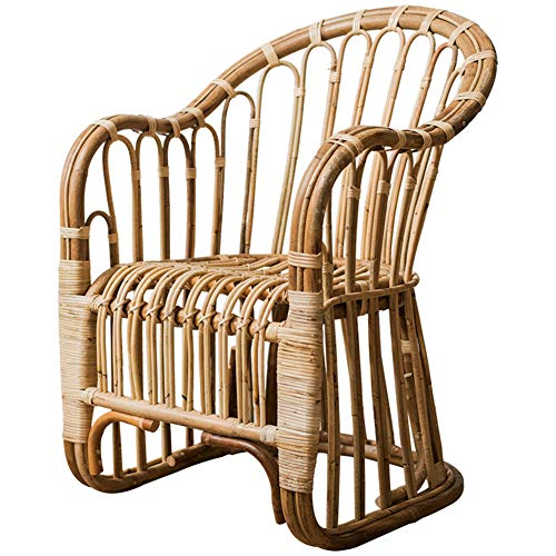 Rattan Möbel Kindersessel Hand Made, für Patio, Pool, Deck, Home